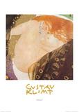 Danae Pósters por Gustav Klimt