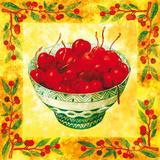 Seasons' Fruits Cherries Prints