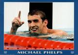 Michael Phelps World Record Olympics Reprodukcje