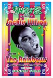 Jackie Wilson Whisky-A-Go-Go Los Angeles, c.1967 Posters by Dennis Loren