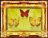 Butterflies IV Poster