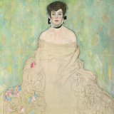 Portrait of Amalie Zuckerkandl (unfinished),, c.1917-1918 Láminas por Gustav Klimt