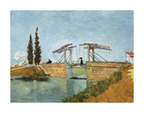 Bridge Posters by Vincent van Gogh
