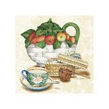Thé Tea IV Kunstdrucke