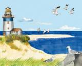 Lighthouses II Prints