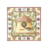 Kids Birdhouses Print