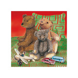 Kids Teddy Bears II Poster