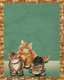 Cats II Print