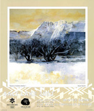 Sunrise Soldiers Hollow Salt Lake City 2002 Olympics Posters by Susan Swartz