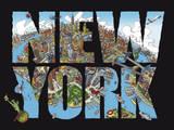 New York Prints by Hatwig Braun