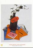 Longhi on Broadway Affiches par Charles Demuth