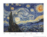 The Starry Night Posters by Vincent van Gogh