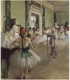 The Dance Class, c.1873-1876 Posters by Edgar Degas