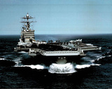 M F Winter USS Harry Truman US Navy Aircraft Posters