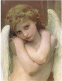 Cupidon Posters by William Adolphe Bouguereau