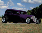 1932 Ford Coupe (Purple) Photo