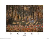 Day Photo by Claude Monet