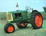 53 Oliver 77 Row (Crop Tractor) Print