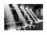 New York City (Grand Central Station, Sunlight) Prints