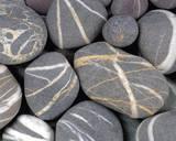 Granite Pebbles Poster by  Calvert