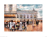 Cafe de la Paix Prints