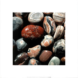 Pebbles Prints by Anthony Bannister