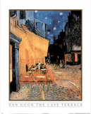 The Cafe Terrace Prints by Vincent van Gogh