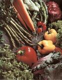 Assorted Peppers Veggies Prints