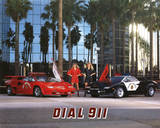Dial 911 Print by Greg Smith