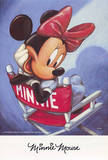 Minnie Mouse Director's Chair Posters