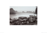 Morning Stone Wall Prints by Mattias Nilsson