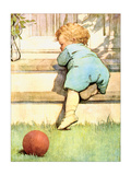 Toddling Baby Prints by Jessie Willcox-Smith