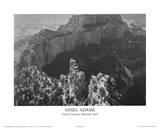 Parque Nacional del Gran Cañón Póster por Ansel Adams