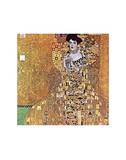 Portrait of Adele Bloch-Bauer I, c.1907 Art by Gustav Klimt
