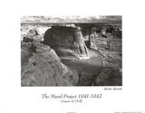 Canyon De Chelly Posters by Ansel Adams