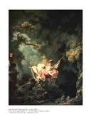 Schwung Poster von Jean-Honoré Fragonard
