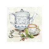 Thé Tea III Kunstdrucke