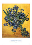 Les Iris Prints by Vincent van Gogh