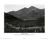 Rocky Mountain Park Posters by Ansel Adams