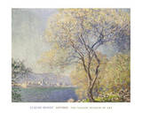 Antibes,, c.1888 Prints by Claude Monet