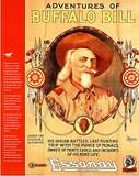 Adventures Of Buffalo Bill Wild West Prints