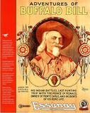 Adventures Of Buffalo Bill Wild West Prints