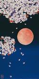 Cherry Blossoms Prints by Rita Mangano