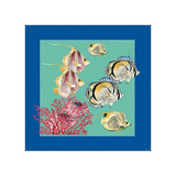 Fishes & Shells I Posters