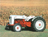 1953 Ford Golden Jubilee Tractor Prints by Joe Bornong