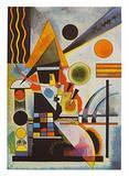 Balancement Posters par Wassily Kandinsky