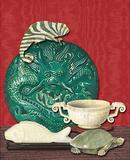 The Orient VIII Print