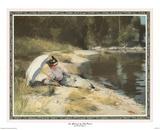 Afternoon Lake Geneva Prints
