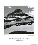 From Logan Pass Prints by Ansel Adams