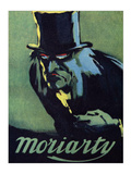 Moriarty Plakater